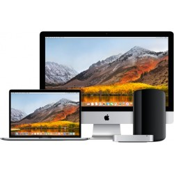 Réparation des ordinateurs portables et fixe Apple à distance