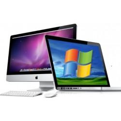 Réparation des ordinateurs PC et Mac à distance