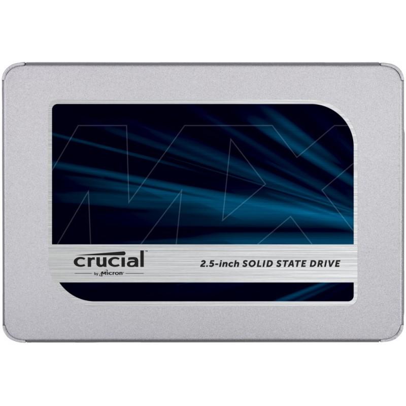 SSD Crucial Mx500 Existe en 250Go 500Go 1To ou 2To